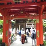 愛宕神社に参拝