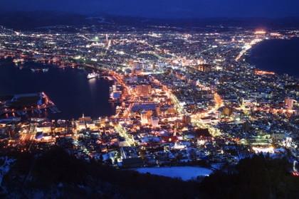 【おすすめ旅】 道南函館と大沼の紅葉、道央小樽・札幌の海の幸を味わう旅