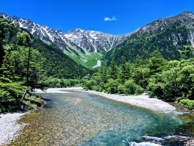 Kamikochi, Nagano